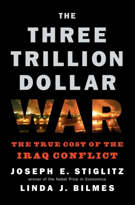 This book's findings were the subject of a Congressional hearing, breaking open the scandalous story of the true cost of the Iraq War. Joseph Stiglitz and Linda Bilmes were covered by almost every major media outlet, from NPR to the New York Times to the Associated Press.