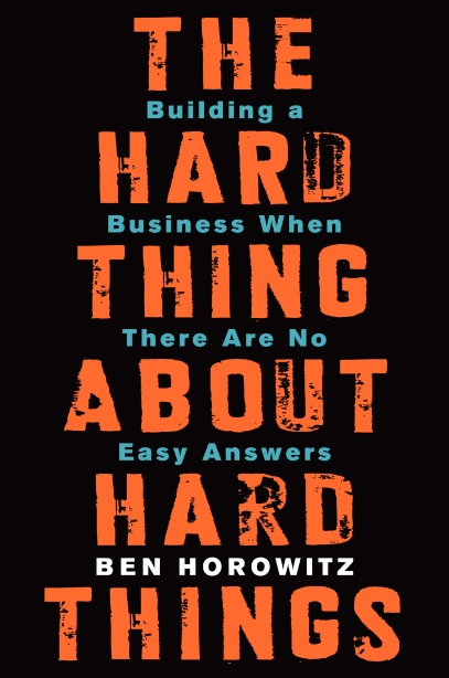 A truly different business book, The Hard Thing About Hard Things was covered everywhere from Fortune to The New York Times Book Review to The Washington Post.