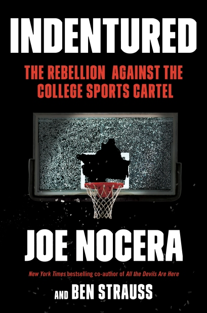 """Joe Nocera and Ben Strauss pulled back the curtain on the unfair treatment of college athletes, and were covered by Sports Illustrated, """"60 Minutes Sports,"""" the """"PBS Newshour,"""" and """"Charlie Rose,"""" among others."""