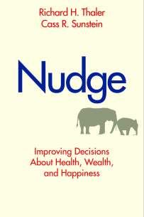 "Richard Thaler and Cass Sunstein wrote this landmark book before ""behavioral economics"" was an everyday phrase. The book became a phenomenon and is still cited today. Media for the book included the New York Times, The Wall Street Journal, PBS, NPR, and countless other national outlets."