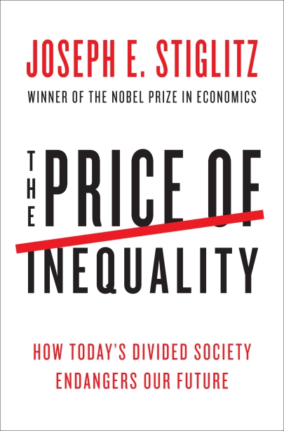 The Price of Inequality was the first New York Times bestseller for Nobel Prize winning economist Joseph Stiglitz, and paved the way for much of today's talk about inequality in America. The book was reviewed or covered in The New York Times, NPR, PBS, C-SPAN, and other outlets.
