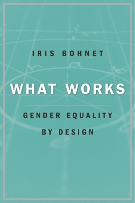Iris Bohnet's book won the 800CEORead Best Business Book of the Year Award for 2016. Her launch piece in The Wall Street Journal explained what companies can do to correct gender imbalance in the workplace.