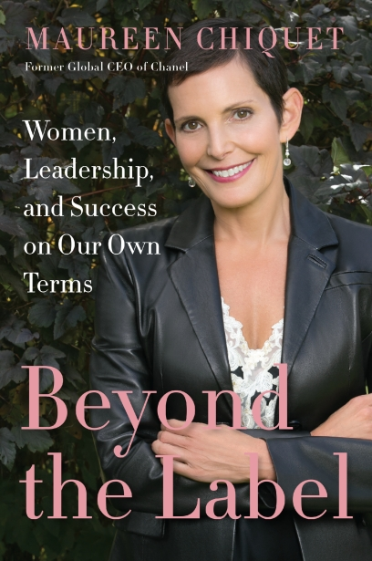 Former CEO of Chanel, Chiquet's book about women and leadership was covered in The New York Times, on CNBC, and online by Inc., Harper's Bazaar, and Women's Wear Daily.