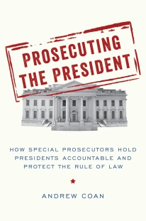 "The first-ever book about the history of special prosecutors in America, the launch included interviews on ""Morning Joe"" and ""Washington Journal"" and author pieces running in outlets from The Wall Street Journal to Time Magazine."