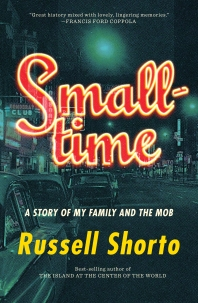 """SMALLTIME is a historian's look at his own family history, and the media responded to this journey: Shorto was on """"Fresh Air,"""" and the book was reviewed in The Wall Street Journal, Washington Post, and New York Times, among many other outlets."""